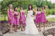Bridal Pose Attitude